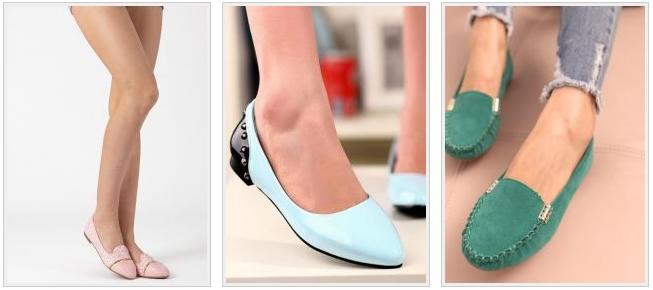 Как выбрать удобные повседневные женские туфли на каждый день