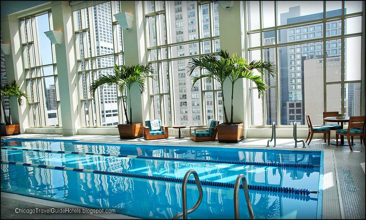 Chicago hotels guide the peninsula chicago - Pools in chicago ...
