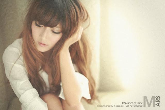 Chinese Model Li Qi Wen