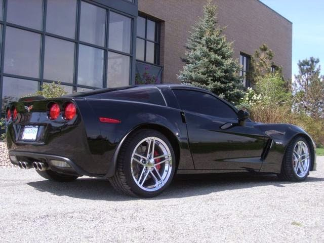 2010 Chevrolet Corvette Z06 at Purifoy Chevrolet