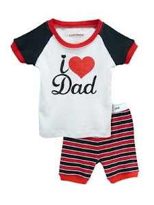 I LOVE DAD SHIRT