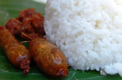 Lucban longganisa, LUCBAN QUEZON, longganisa lucban, lucban food, lucban best food