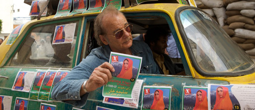 Rock the Kasbah Movie Trailer, Clips, Images and Poster