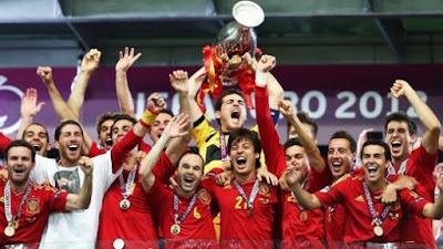 Daftar Lengkap Juara Piala Eropa