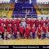 Roster oficial de 20 jugadores en la primer concentración de la preselección universitaria