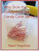 http://www.teachpreschool.org/2012/12/who-stole-the-candy-from-the-candy-cane-jar/