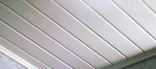 Plafon PVC Plastik