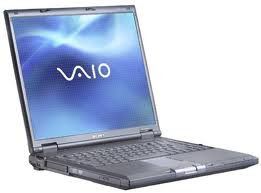 New Sony  Vaio PCG GRS 150 notebook