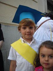 Graduación de Héctor