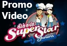 Kitchen Super Star Juniors Promo 8th March 2014 Vijay Tv Show