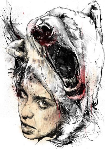 Art work Russ Mills