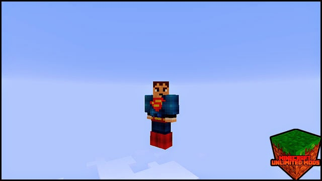 Superheroes Unlimited Mod Superman