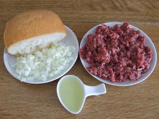 طريقة إعداد كفتة اللحم مقلية بالصور