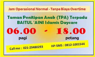 Jam Operasional Normal (Tanpa Biaya Over-Time)