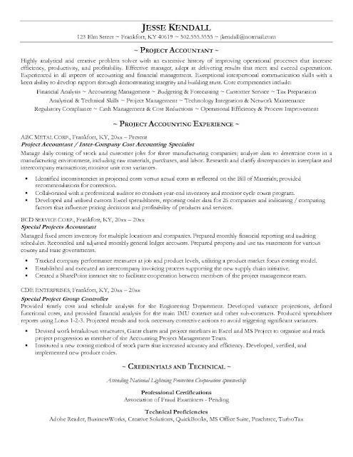 Accountant Cv Example6