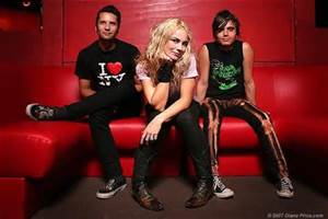 The Dollyrots Punk Band