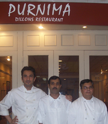 Dillons Restaurant Kitchen Nightmares vikas khanna: gordon ramsay, purnima and andrew blackmore