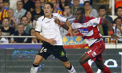 Valencia CF 1 - 0 Granada CF (1)