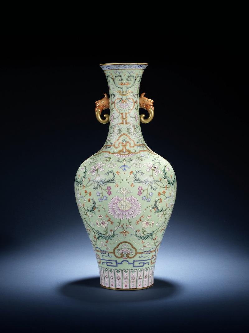 Китайские вазы фото