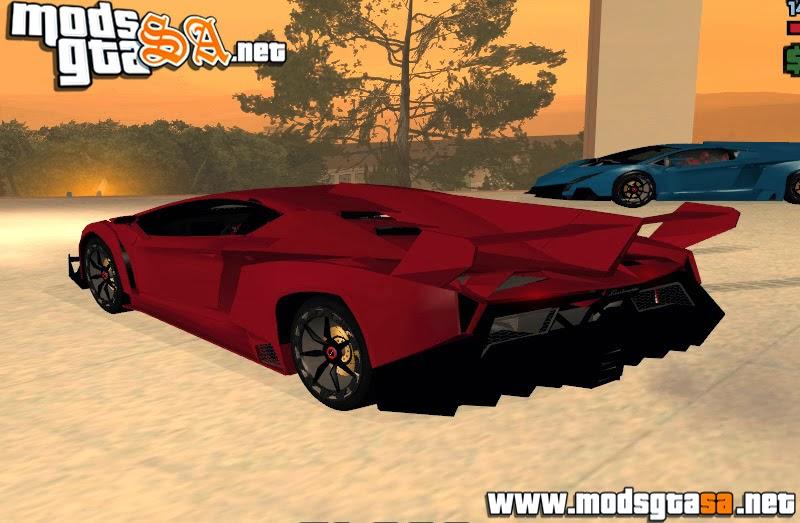 SA - Lamborghini Veneno