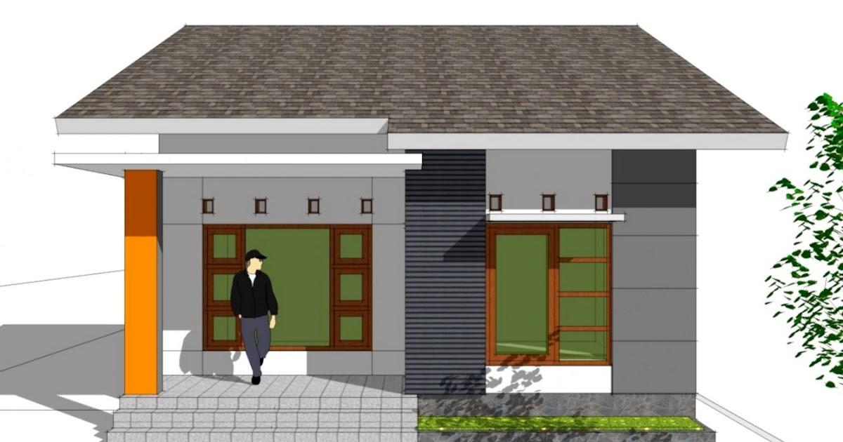 rumah sangat sederhana minimalis design rumah minimalis