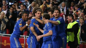 Chelsea Wins Benfica 2-1 To Lift Europa Cup