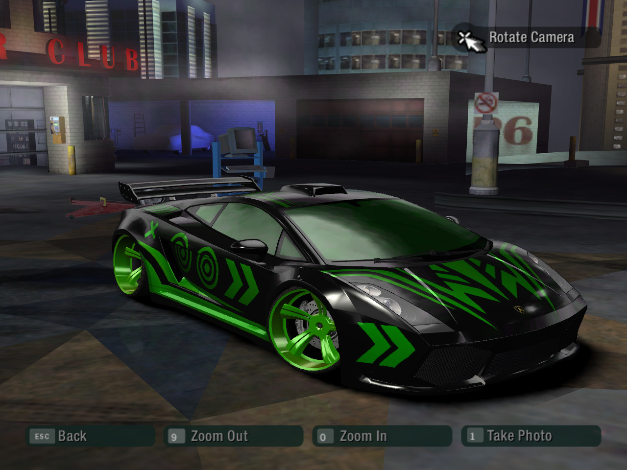 Need for Speed Carbon PC Game Overview