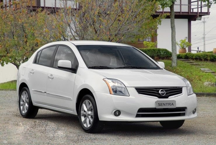 nissan lan a novo sentra 2012. Black Bedroom Furniture Sets. Home Design Ideas