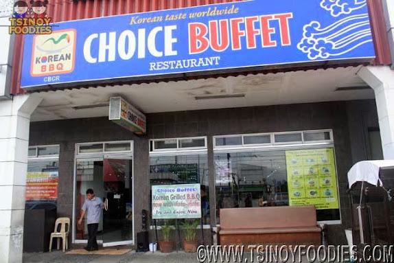 choice buffet