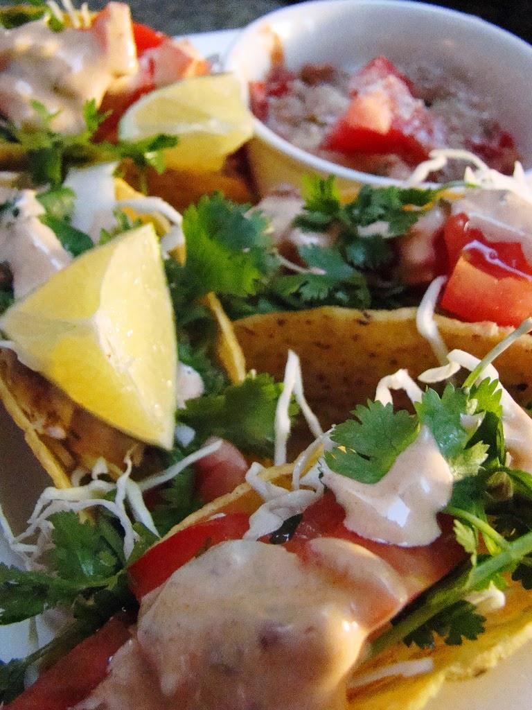 Street food cuisine du monde recette de sauce for Assaisonnement tacos maison