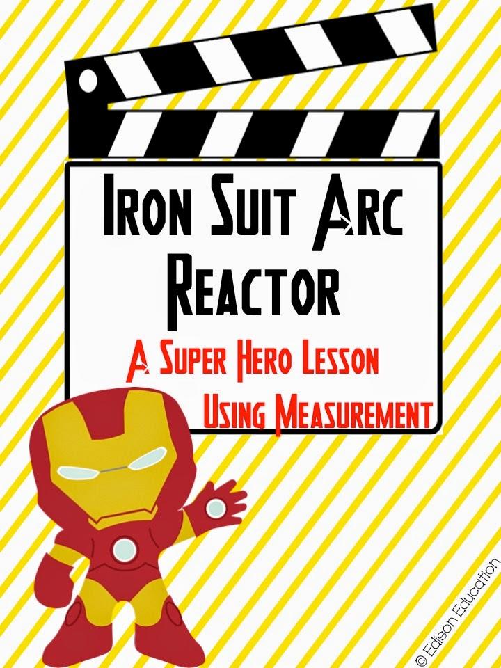 https://www.teacherspayteachers.com/Product/Iron-Suit-Arc-Reactor-1788861