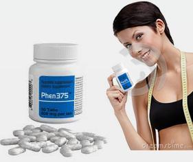Weight loss phen 375