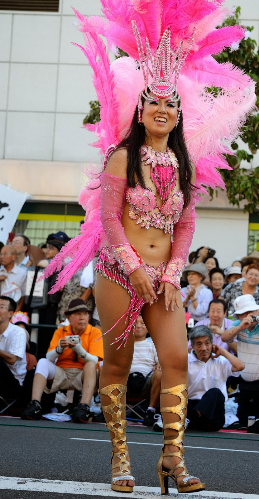 31st Asakusa Samba Carnival (2012) 第31回浅草サンバカーニバル