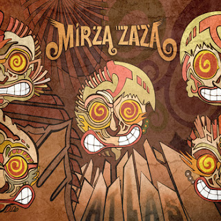 Mirza Zaza Atlas EP 2013
