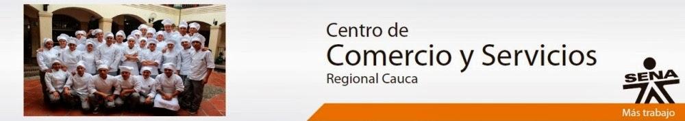 Centro de Comercio y Servicios SENA Regional Cauca