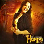 Capa do álbum Cassiane – Harpa – Vol. 1