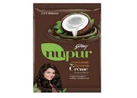 Get Free Godrej Nupur Coconut Henna Creme Hair Colour Via Godrej :buytoearn
