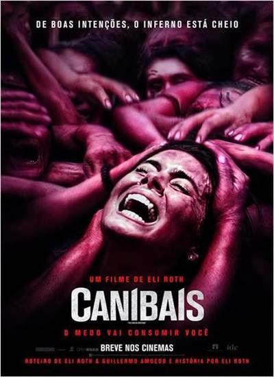 Filme Canibais
