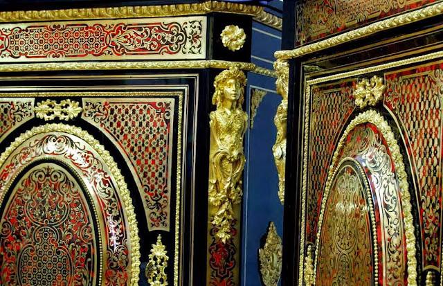 meubles d'appui Napoléon III