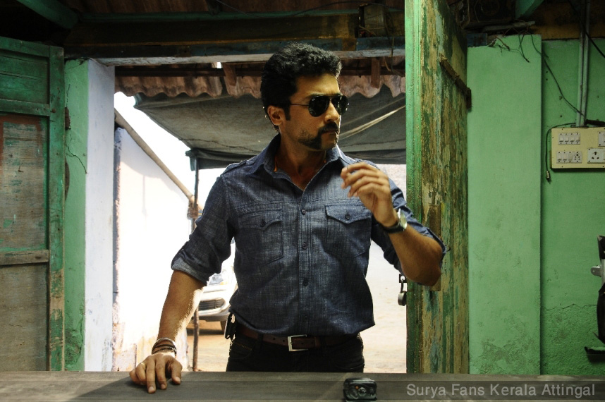 Surya Fans Attingal Kerala: Surya Singam 2 Stills