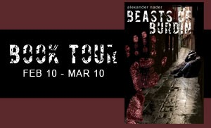 Beasts of Burdin Blog Tour
