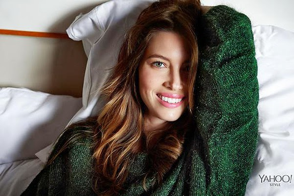 Jessica Biel photo shoot Fashion  Magazine