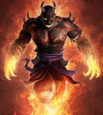 Jin Ifrit Mencuri Cincin Nabi Sulaiman A.S.