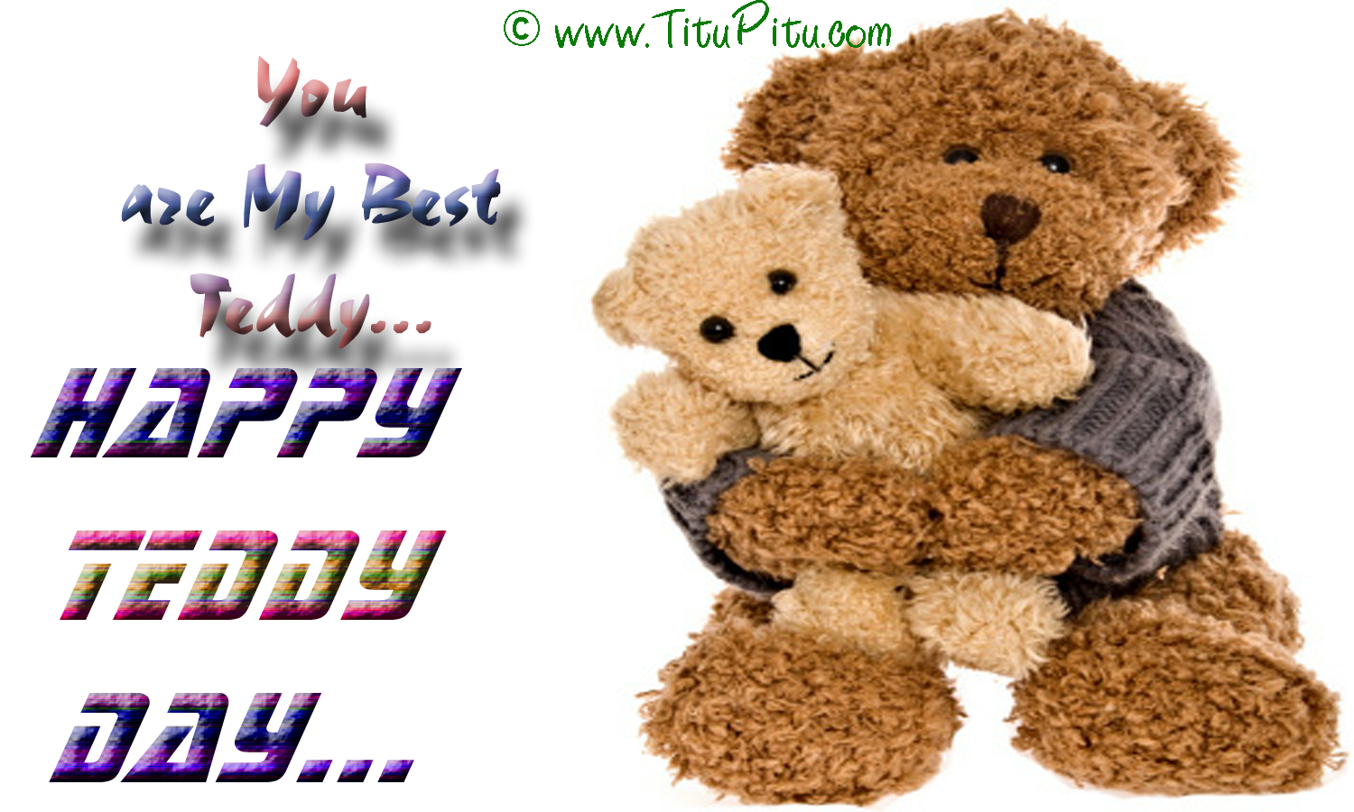 Happy-Teddy-day-wallpaper
