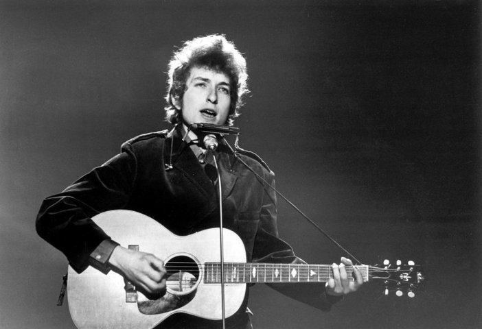 Bob Dylan:  2016 Nobel-winner in literature