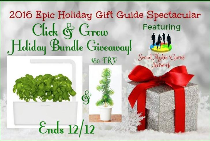 Click and Grow Holiday Bundle