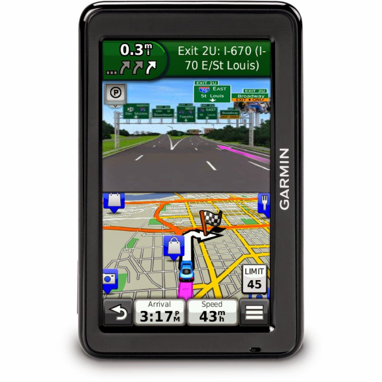 garmin nuevi 2555lmt 5 inch portable gps navigator