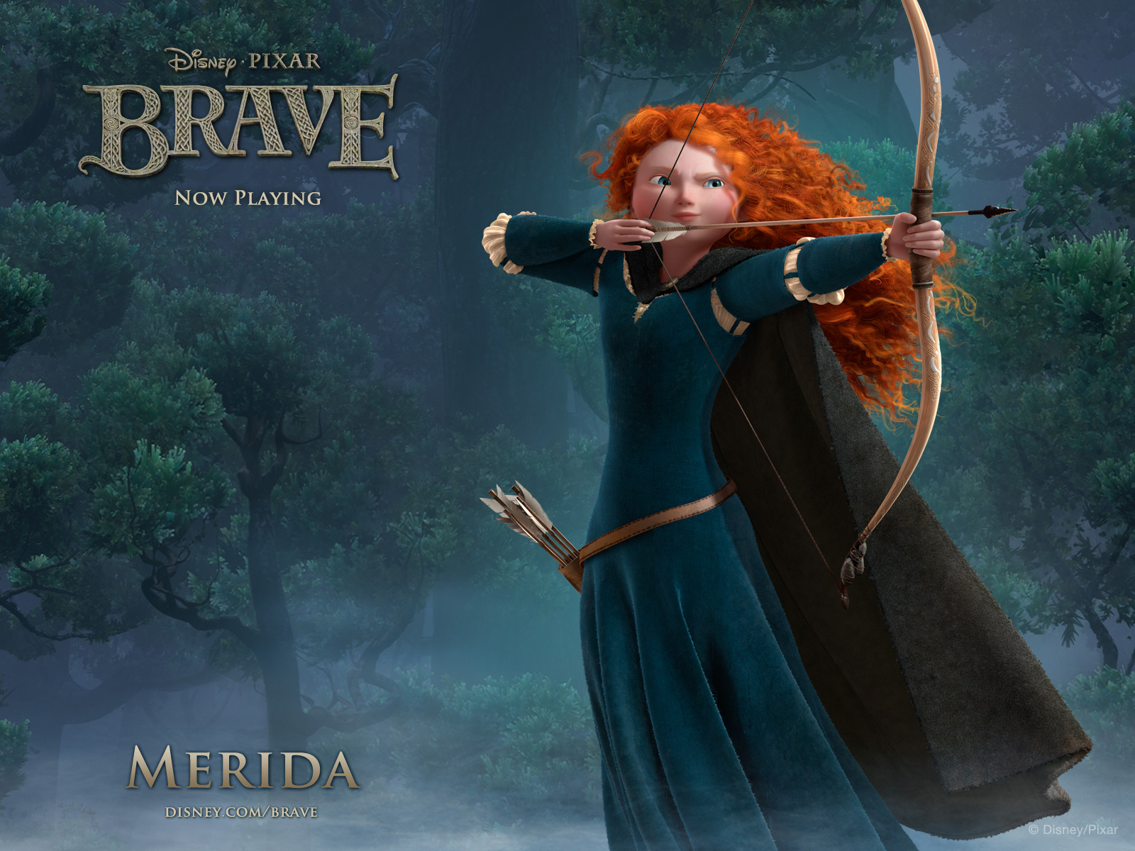 lore and literature: brave - a mother and daughter movie / a film