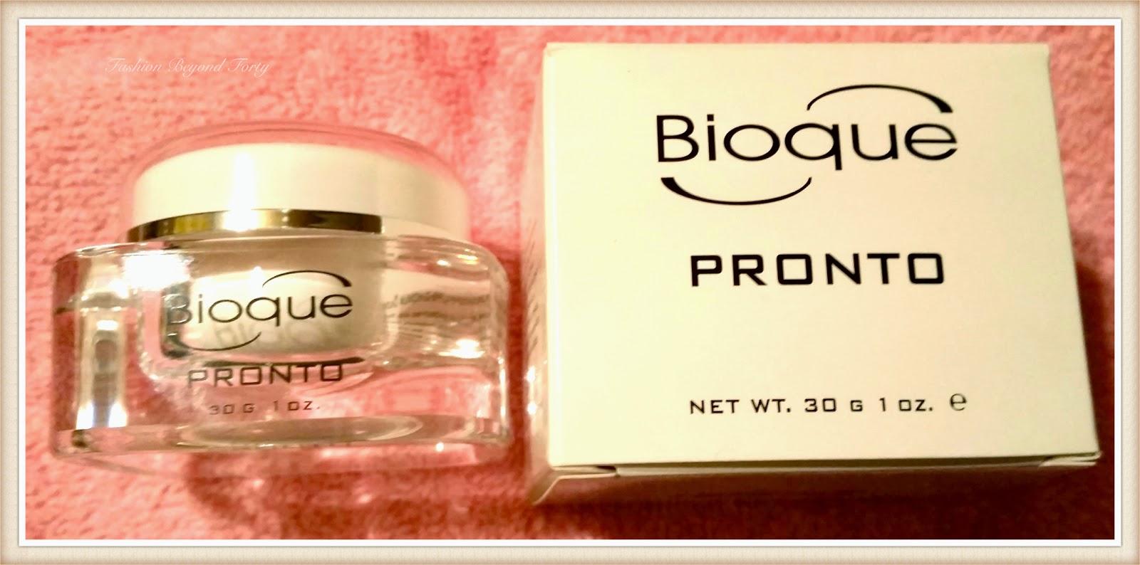 Bioque Pronto Instant Wrinkle Visibility Zapper