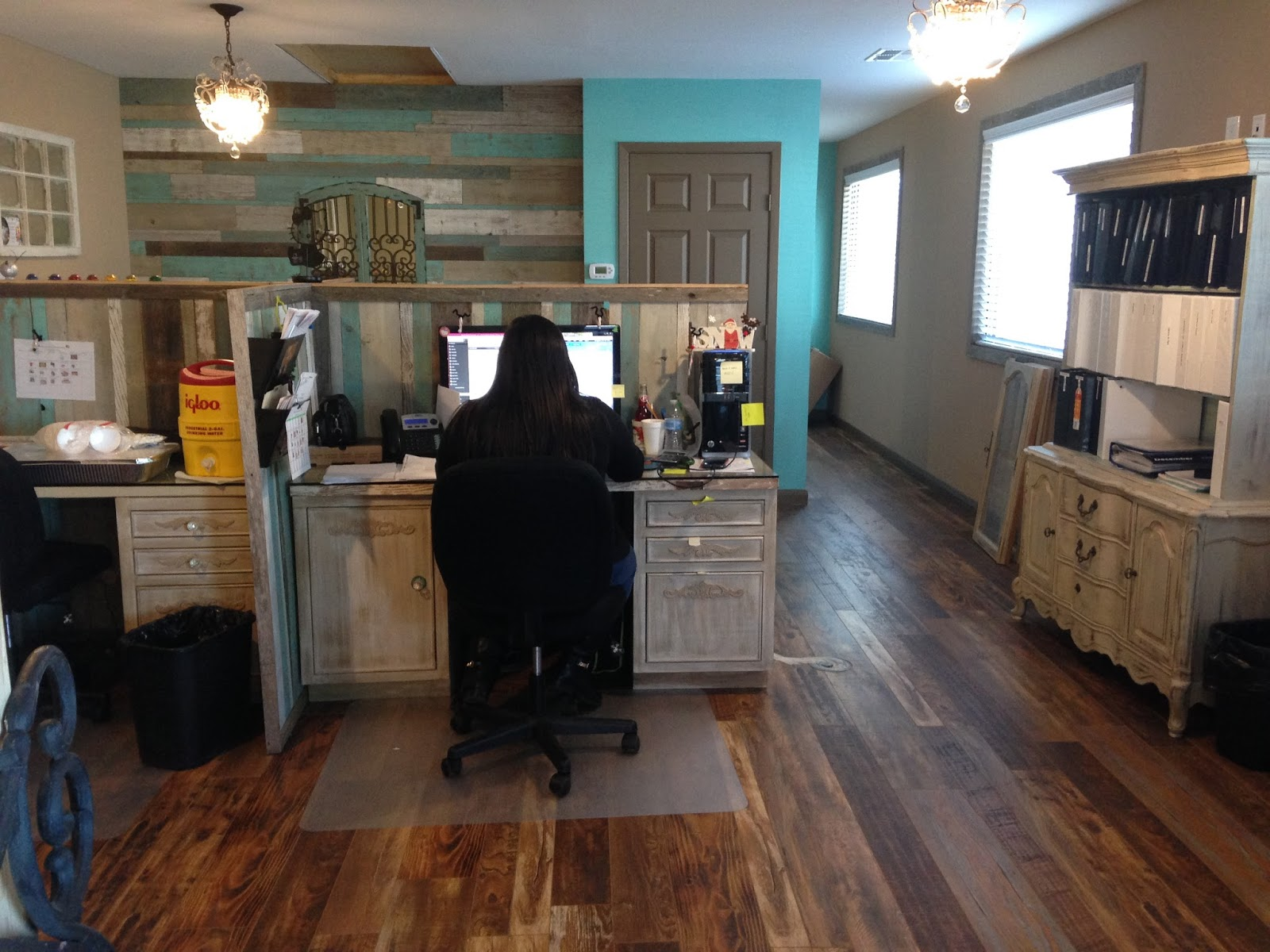 cottage office. Cottage Style Office. Office M